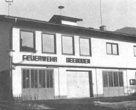 Feuerwehrhaus Seeboden